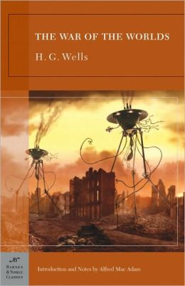 """""""The War of the Worlds"""" by H.G.Wells"""