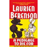 """Book Review: """"A Pedigree to Die For"""" by LaurienBerenson"""
