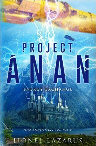 "Book Review: ""Project Anan"" by Lionel Lazarus"