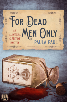 "Book Review: ""For Dead Men Only"" by Paula Paul"