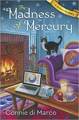 """Book Review: """"The Madness of Mercury"""" by Connie diMarco"""