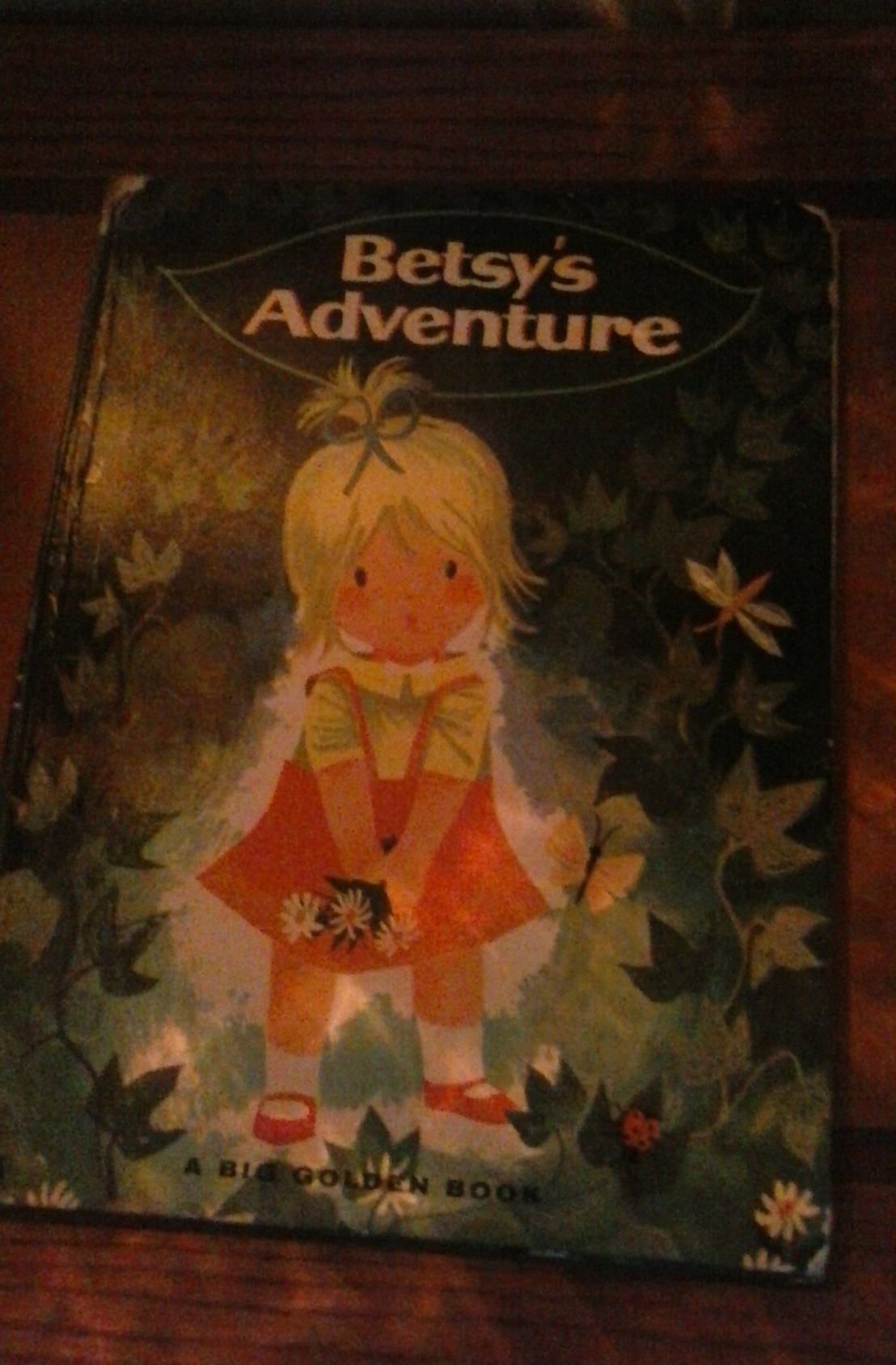"New Feature! Memory Monday – ""Betsy's Adventure"""