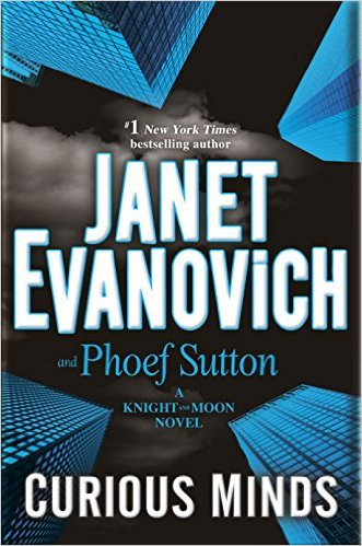 """Book Review: """"Curious Minds"""" by Janet Evanovich and PhoefSutton"""