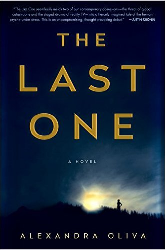 "Book Review: ""The Last One"" by Alexandra Oliva"