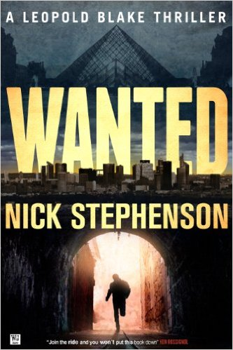 "Book Review: ""Wanted"" by Nick Stephenson"