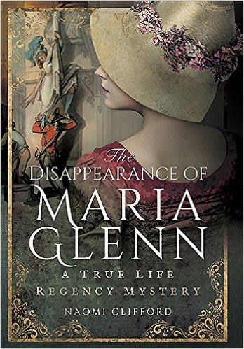 "Book Review: ""The Disappearance of Maria Glenn"" by Naomi Clifford"