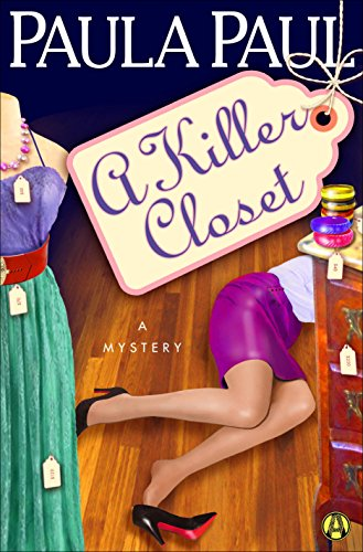 """#Mystery Book Review: """"A Killer Closet"""" by PaulaPaul"""