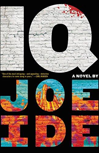 "#Thriller Book Review: ""IQ"" by JoeIde"