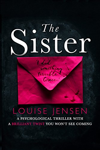 "Book Review: ""The Sister"" by Louise Jensen"