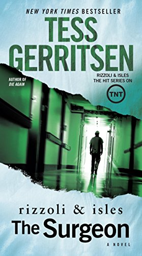 """Thriller Book Review: """"The Surgeon"""" by TessGerritsen"""