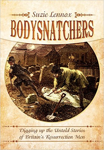 "#History Book Review: ""Bodysnatchers"" by Suzie Lennox"