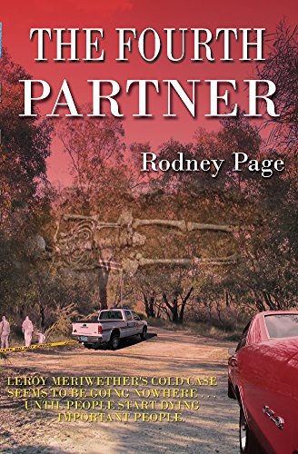 "Mystery Book Review: ""The Fourth Partner"" by Rodney Page"