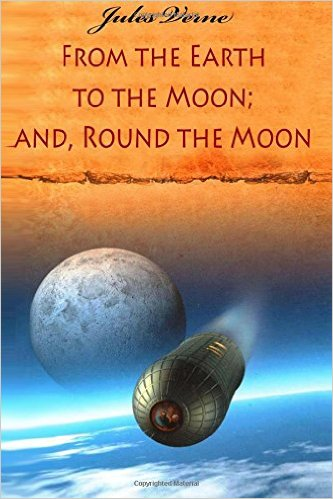 "Sci-fi Book Review: ""From the Earth to the Moon"" by Jules Verne"