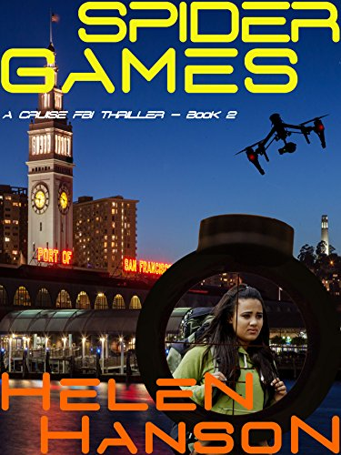 "Thriller Book Review: ""Spider Games"" by Helen Hanson"