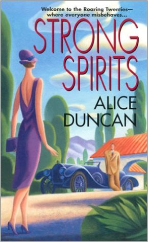 """Cozy Mystery Book Review: """"Strong Spirits"""" by AliceDuncan"""