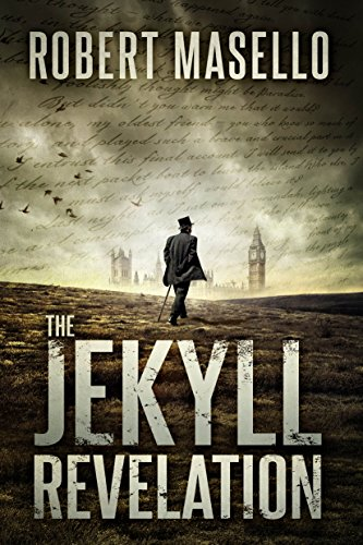 """Thriller Book Review: """"The Jekyll Revelation"""" by RobertMasello"""