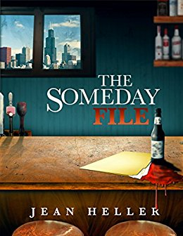 "Mystery/Thriller Book Review: ""The Someday File"" by Jean Heller"