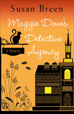 """""""Maggie Dove's Detective Agency"""" by SusanBreen"""