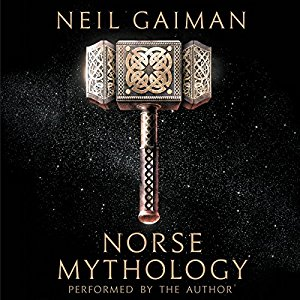 """Norse Mythology"" – Audiobook by Neil Gaiman"