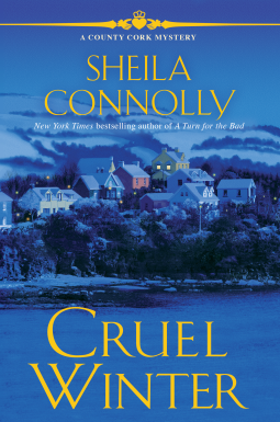 """Cruel Winter"" by Sheila Connolly"