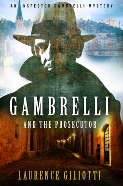 """Gambrelli and the Prosecutor"" by Laurence Giliotti"