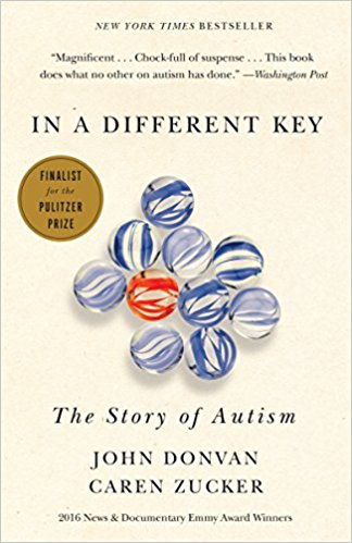 """In A Different Key"" by John Donvan & Caren Zucker"