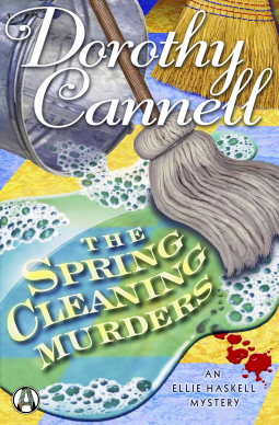 """The Spring Cleaning Murders"" by Dorothy Cannell"