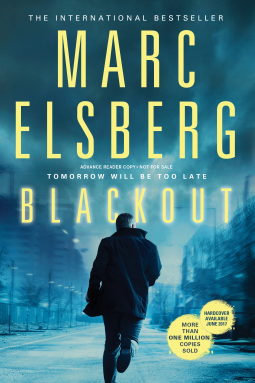 """Blackout"" by Marc Elsberg"