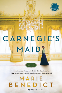 """""""Carnegie's Maid"""" by MarieBenedict"""