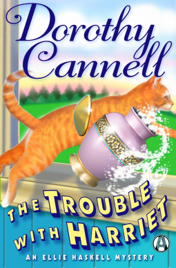 """The Trouble With Harriet"" by Dorothy Cannell"