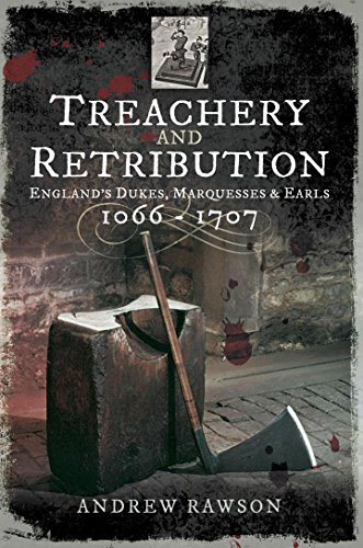"""Treachery and Retribution"" by Andrew Rawson"