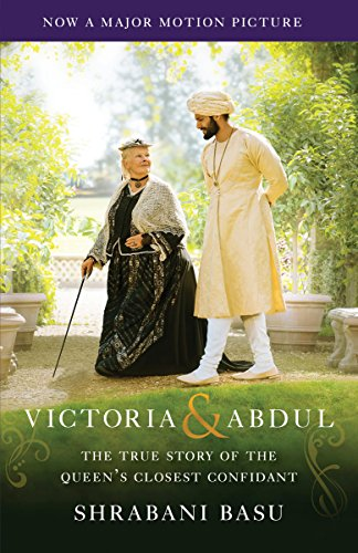 """Victoria and Abdul"" by Shrabani Basu"