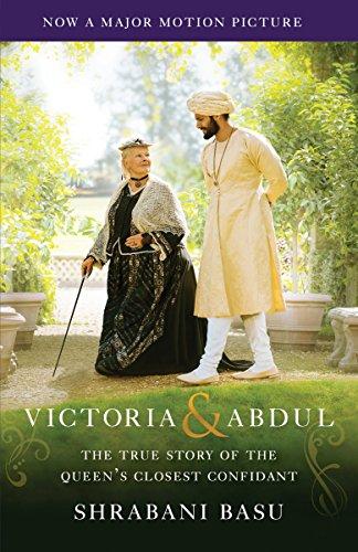 """Victoria and Abdul"" by ShrabaniBasu"