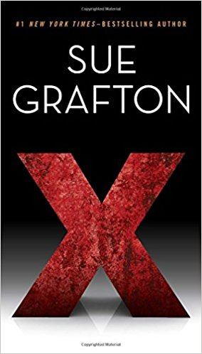 """X"" by Sue Grafton"