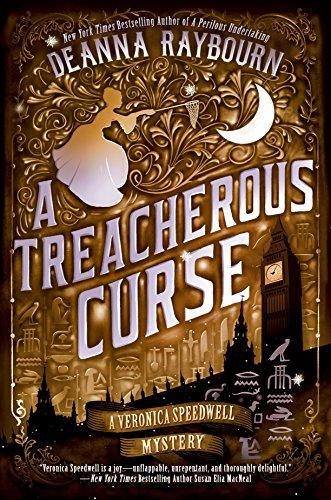 """""""A Treacherous Curse"""" by DeannaRaybourn"""