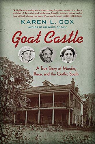 """""""Goat Castle"""" by Karen L.Cox"""