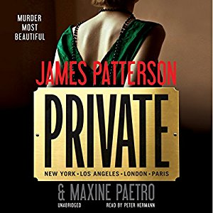 """Private"" by James Patterson and Maxine Paetro – Audiobook"