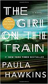 """The Girl on the Train"" by Paula Hawkins"