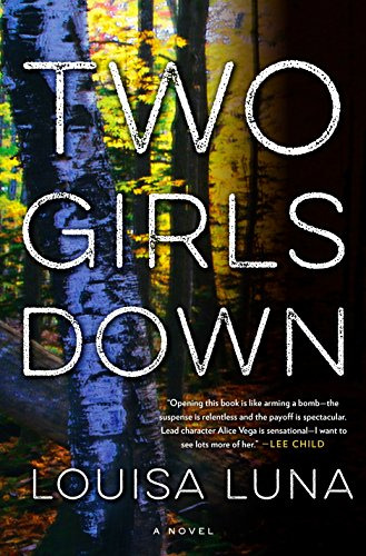 """Two Girls Down"" by Louisa Luna"