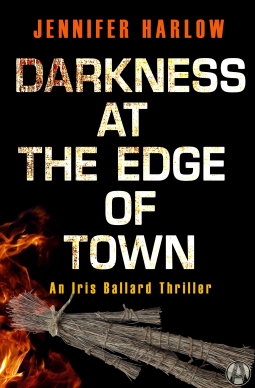 """Darkness at the Edge of Town"" by Jennifer Harlow"