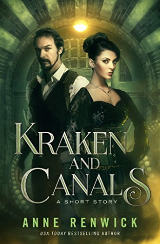 """Kraken and Canals"" by Anne Renwick"