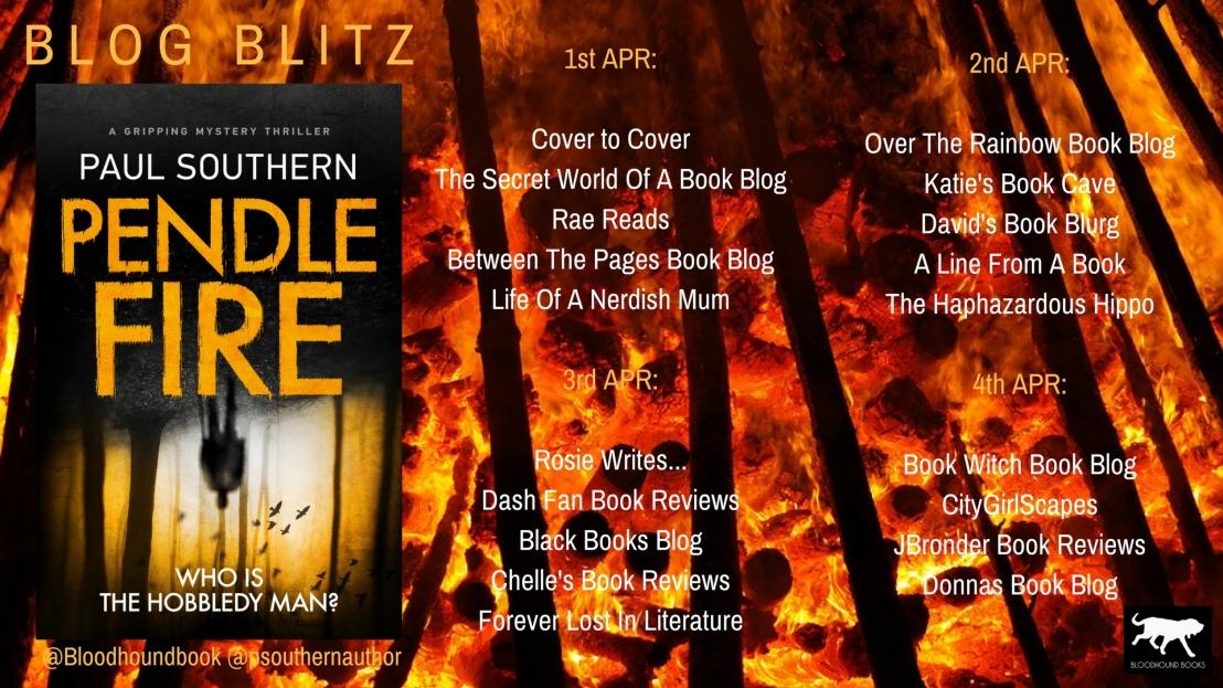 Pendle Fire Blog Blitz