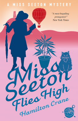 """Miss Seeton Flies High"" by Hamilton Crane"
