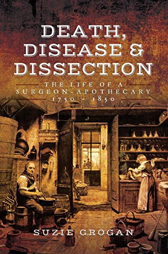"""Death, Disease & Dissection"" by Suzie Grogan"