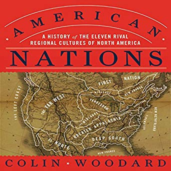 """""""American Nations"""" by ColinWoodard"""