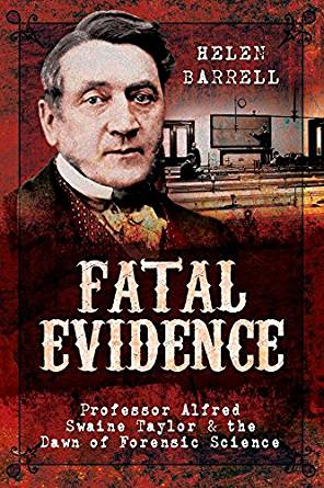 """Fatal Evidence"" by HelenBarrell"