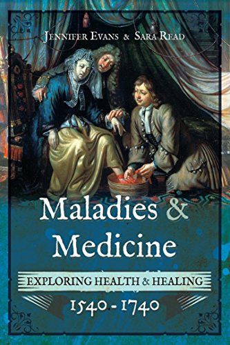 """Maladies & Medicine"" by Jennifer Evans & Sara Read"