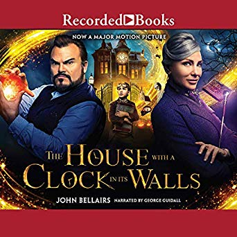 """The House with a Clock in Its Walls"" by John Bellairs"
