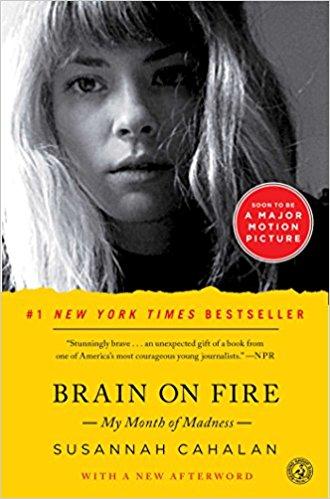 """Brain on Fire"" by SusannahCahalan"