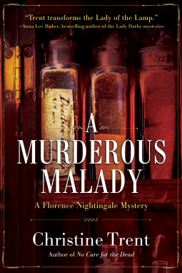 """A Murderous Malady"" by Christine Trent"